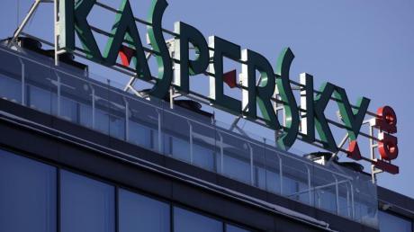 Die Zentrale des IT-Sicherheitsspezialisten Kaspersky in Moskau. Foto: Pavel Golovkin