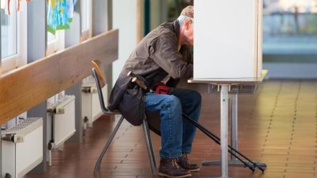 Im Stimmkreis Kaufbeuren wählten bei der Landtagswahl in Bayern unter anderem die Menschen in Kaufbeuren, Mindelheim und Bad Wörishofen.