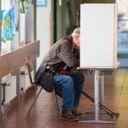 Im Wahlkreis Schwandorf können alle Wahlberechtigten einen Direktkandidaten und eine Partei wählen. Die Ergebnisse zur Bundestagswahl 2021 finden Sie hier.