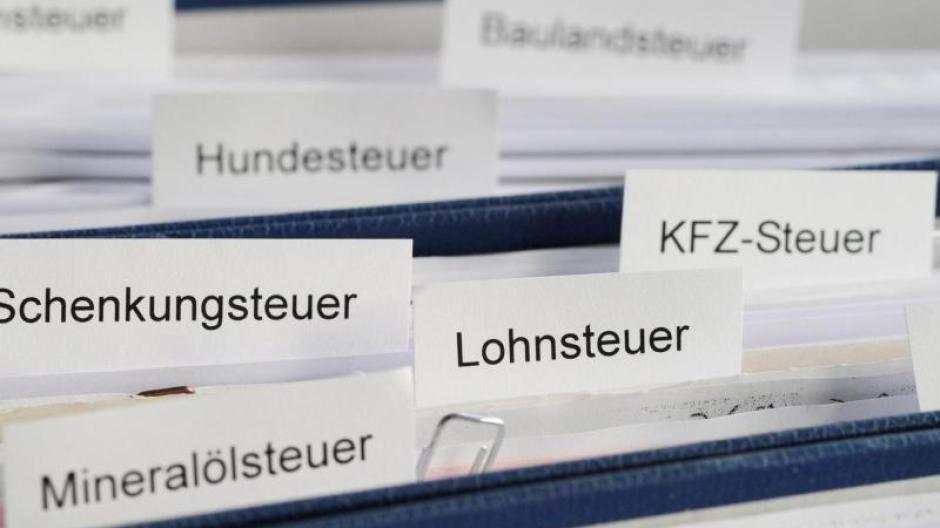 Offentlicher Kassensturz Dreitagige Steuerschatzung Beginnt In