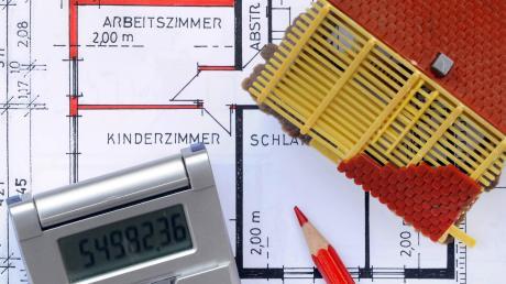 Geändert hat die Gemeinde Allmannshofen Pläne für das Gebiet am Kirchsteig I.