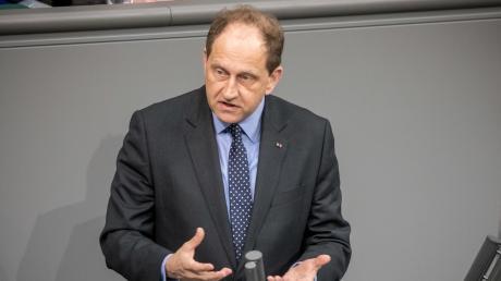 FDP-Politiker Alexander Graf Lambsdorff.