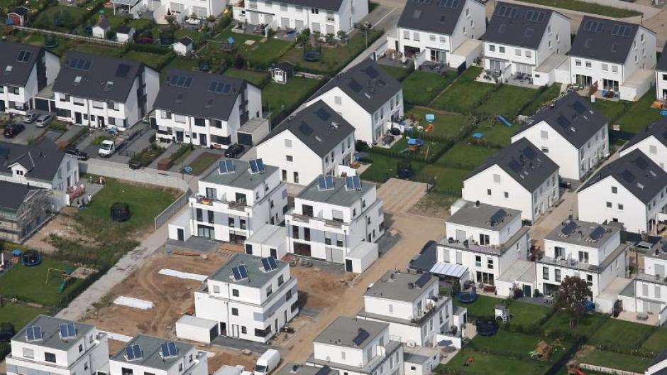 Laut Koalitionsvertrag sollen Familien für den Kauf oder Bau einer Wohnung oder eines Hauses zehn Jahre lang 1200 Euro pro Kind und Jahr erhalten. Foto: Oliver Berg