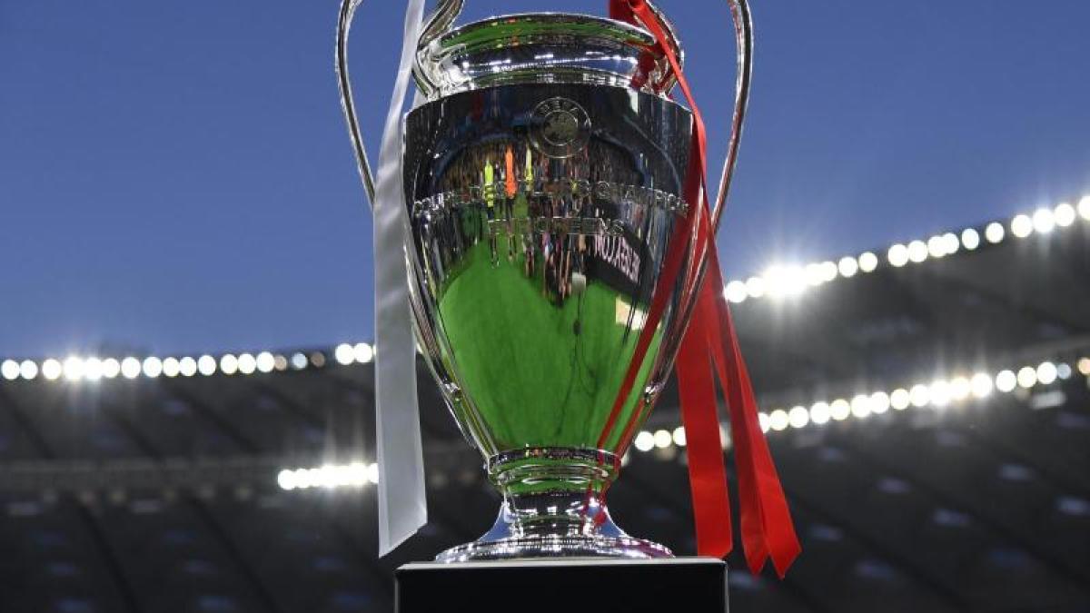 Champions League Aktuelle Spielstände