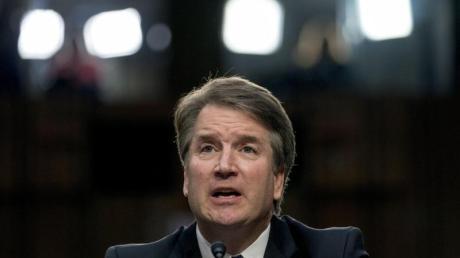 Gerät durch weitere Missbrauchsvorwürfe schwer unter Druck: Supreme-Court-Kandidat Brett Kavanaugh. Foto: Andrew Harnik/AP