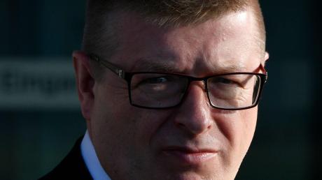 Der Neue: Thomas Haldenwang ist Chef des Inlandsgeheimdienstes.