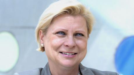 Die SPD-Bundestagsabgeordnete und Parteilinke Hilde Mattheis.