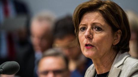 SPD-Vize Malu Dreyer aus Rheinland-Pfalz könnte die SPD übergangsweise als Vorsitzende führen.