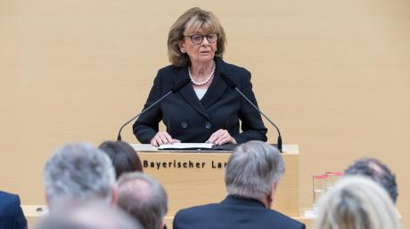 Hat erst kürzlich im Bayerischen Landtag einen AfD-Eklat erlebt: Charlotte Knobloch.