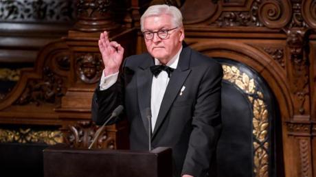Als erster Bundespräsident nutzte Frank-Walter Steinmeier seine Macht und überzeugte Union und SPD von der Großen Koalition.