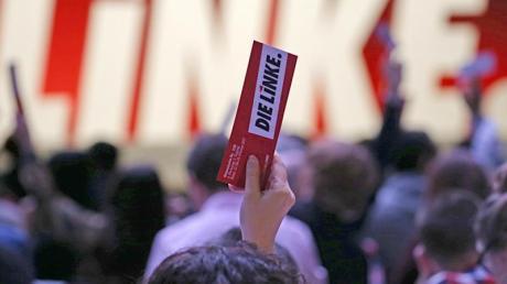 Die Linkspartei liebäugelt mit der Regierungsbeteiligung.