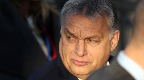 Er ist seit vielen Jahren die starke Figur in Ungarn: Ministerpräsident Viktor Orbán.