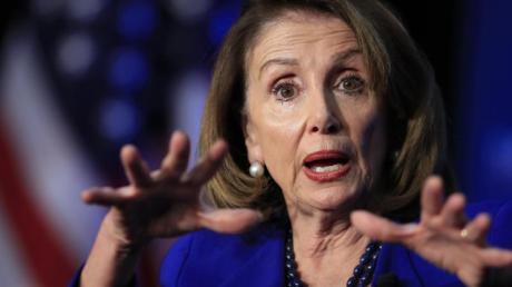 Nancy Pelosi, Vorsitzende des Abgeordnetenhauses.