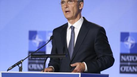Jens Stoltenberg wird der erste Nato-Generalsekretär seit Manfred Wörner sein, der mehr als fünf Jahre im Amt ist. Foto: Ye Pingfan/Xinhua
