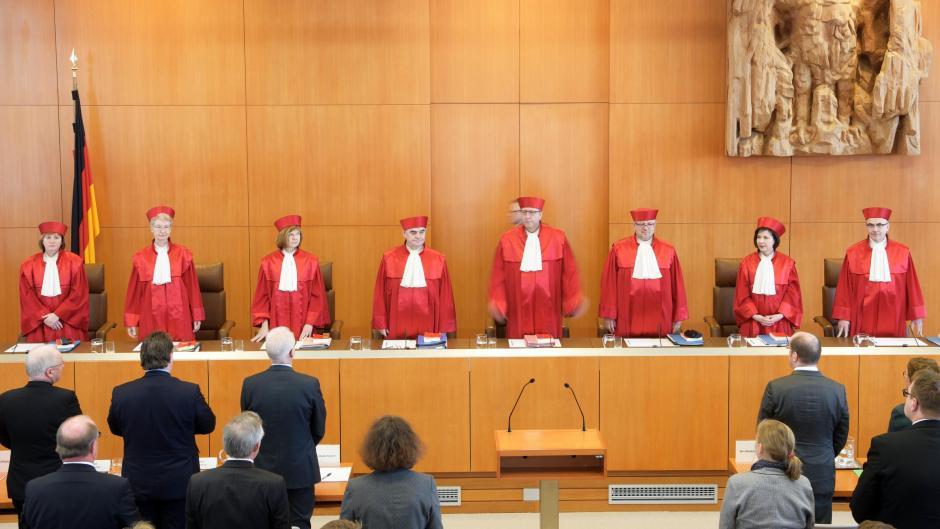 Das Urteil des Bundesverfassungsgerichts zur Sterbehilfe war richtig.