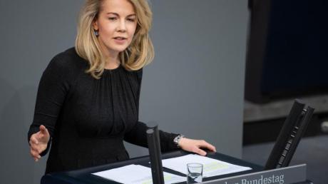 Linda Teuteberg gehört dem Bundestag seit der Wahl 2017 an. FDP-Chef Lindner schlug die 37-jährige nun für denPosten der Generalsekretärin vor. Foto: Monika Skolimowska