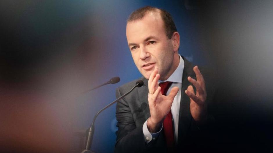 Nord Stream 2 Karte.Europa Wahl Kein Nord Stream 2 Weber Spielt Die Karte