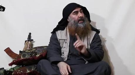 In einem neuen Video droht IS-Oberhaupt Abu Bakr al-Bagdadi dem Westen und seinen Verbündeten.