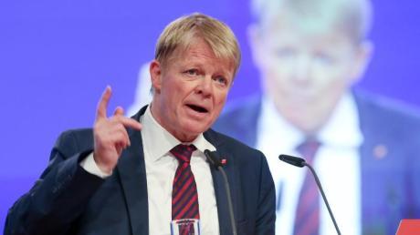 Reiner Hoffmann ist Vorsitzender des Deutschen Gewerkschaftsbunds (DGB).