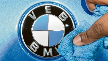 Volkseigener Betrieb BMW? In der Fantasie von Juso-Chef Kevin Kühnert könnte der Münchner Autobauer vergesellschaftet werden.