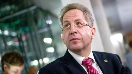 Der frühere Verfassungsschutzchef Hans-Georg Maaßen will für die CDU einen Bundestagsmandat im Thüringer Wald erobern.