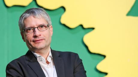 Sven Giegold ist Sprecher der Grünen im Europaparlament. Er fordert mehr Initiative für Klimaschutz von Deutschland und der EU.