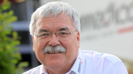 Wolfgang Groß hat aus dem Ein-Mann-Betrieb Humedica eine internationale Hilfsorganisation mit hunderten Mitarbeitern gemacht. Der Allgäuer hat selbst in mehr als 100 Ländern gearbeitet.