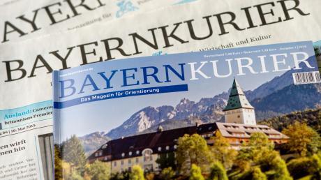 Der Bayernkurier, über Jahrzehnte das Parteiblatt der CSU, wird endgültig eingestellt.