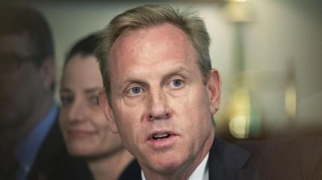 Der geschäftsführende Pentagon-Chef Patrick Shanahan. Foto: Manuel Balce Ceneta/AP