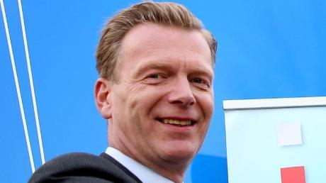 Ulrich Thomas, Vizechef der CDU-Landtagsfraktion in Sachsen-Anhalt, schließt zumindest für die Zukunft eine Koalition mit der AfD nicht aus. Foto: Ronny Hartmann