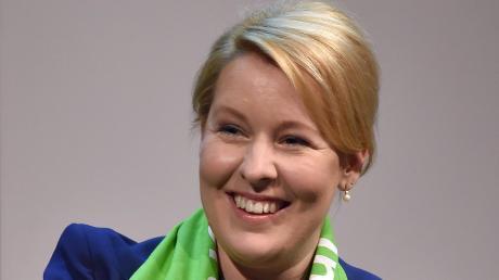 Franziska Giffey begeistert viele SPD-Mitglieder. Die Ministerin könnte sich durchaus vorstellen, die SPD-Führung zu übernehmen.