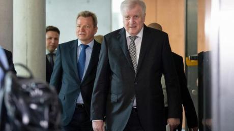 Sieht Verbesserungsbedarf bei der Bekämpfung des Rechtsextremismus in Deutschland: Innenminister Horst Seehofer.