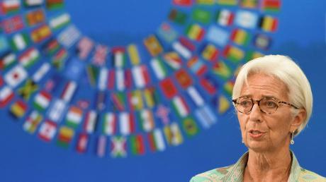 Christine Lagarde war schon in vielen Top-Jobs die erste Frau.