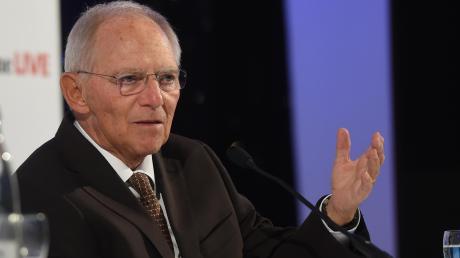 Ein Leben für die Politik und die CDU. Wolfgang Schäuble war insgesamt fast 20 Jahre Bundesminister. Heute ist er Bundestagspräsident.