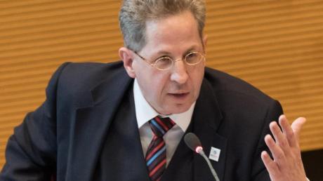 Hans-Georg Maaßen, ehemaliger Verfassungsschutz-Chef, ist Mitglied der CDU und der Werte-Union, die sich als konservative Strömung in der Union versteht.