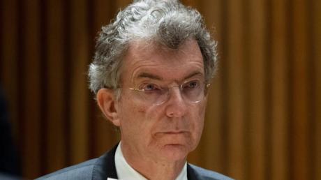 Christoph Heusgen, deutscher Botschafter bei den Vereinten Nationen in New York, hat die Nahostpolitik der USA mit deutlichen Worten kritisiert. Foto: Ralf Hirschberger