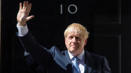Boris Johnson will den Brexit mit allen Mitteln durchsetzen.