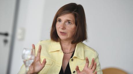 Katrin Göring-Eckardt übt scharfe Kritik am offenbar abgeschwächten Klimaschutzkonzept der Bundesregierung.