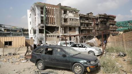Bei einem erneuten Autobomben-Anschlag sind mindestens 95 Menschen in Kabul verletzt worden. Archivbild: Rahmatullah Alizadah/XinHua