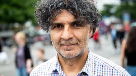 Mahmut Canbay, Intendant des Hamburger Mut! Theaters.