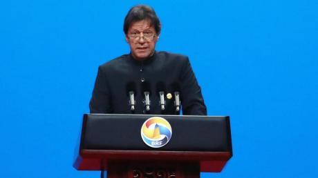 Pakistans Premierminister Imran Khan.