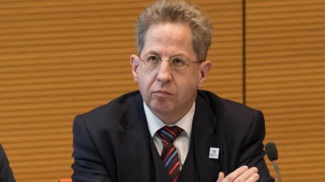 Der ehemalige Verfassungsschutzchef Hans-Georg Maaßen.