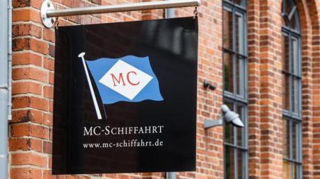 Der Firmensitz der Reederei MC-Schiffahrt in Hamburg.