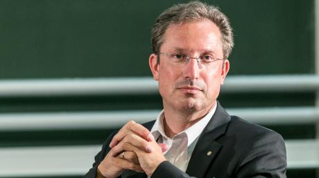 Stephan Thomae, Fraktionsvize der FDP, kritisiert die Kontaktbeschränkungen der Bundes-Notbremse.