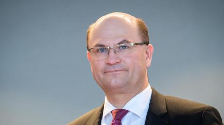Albert Füracker (CSU), Finanzminister von Bayern, ist fassungslos über das Ergebnis der Ministerpräsidenten-Wahl in Thüringen.
