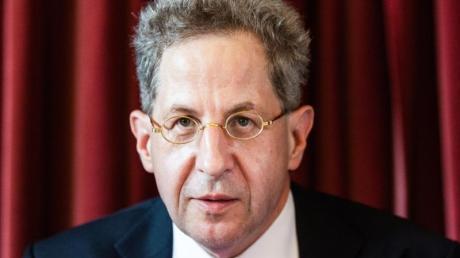 Sorgt für Streit auch innerhalb der Union: Ex-Verfassungsschutz-Chef Hans-Georg Maaßen.