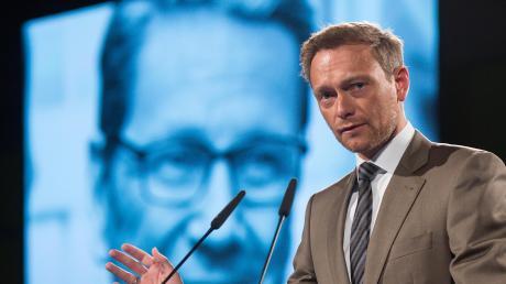 Hat die Abteilung Attacke Betriebsurlaub? Wie der verstorbene Guido Westerwelle ist auch der amtierende FDP-Chef Christian Lindner ein glänzender Redner.