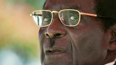Simbabwes Ex-Präsident Robert Mugabe ist tot. Foto: Tsvangirayi Mukwazhi/AP