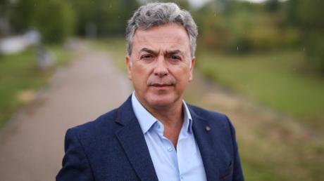 Memet Kilic ist Jurist und Politiker der Partei Bündnis 90/Die Grünen. Foto: Christoph Schmidt