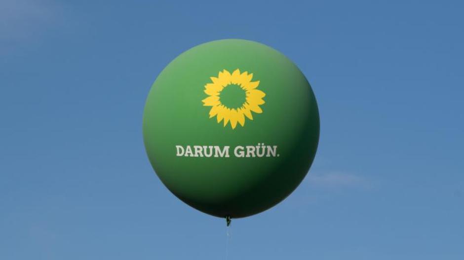 Im Höhenflug: Die Grünen haben sich zur Volkspartei gemausert.